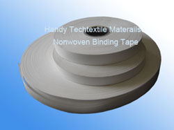 Binding tape for cable